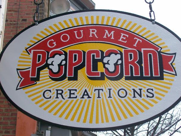 Gourmet Popcorn Creations