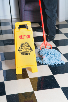 County Cleaning and Maintenance Corp