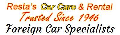 Resta's Automotive and Car Rental