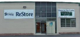Camden County Habitat ReStore