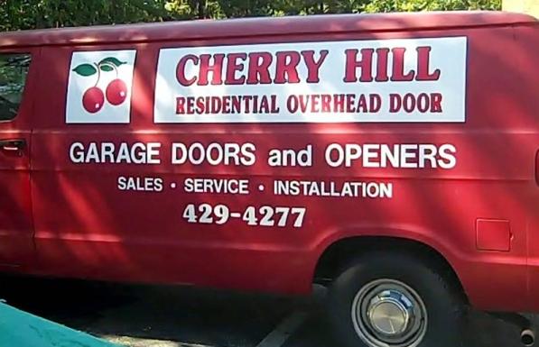 Cherry Hill Garage Door