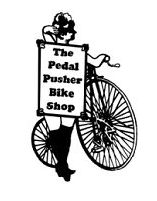Pedal Pusher Bike Shop